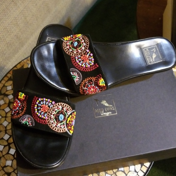 Reed Evins Shoes - Reed Evins Design Italian Leather Sandals